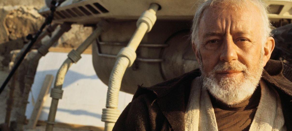Star Wars   Sabre de luz de Obi-Wan será leiloado