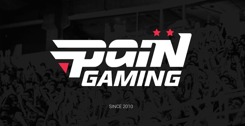 paiN Gaming apresenta nova identidade visual