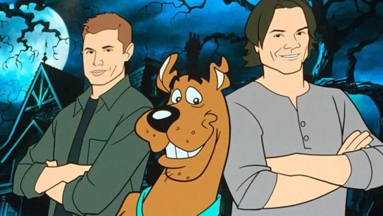 Supernatural fará crossover em animação com Scooby-Doo