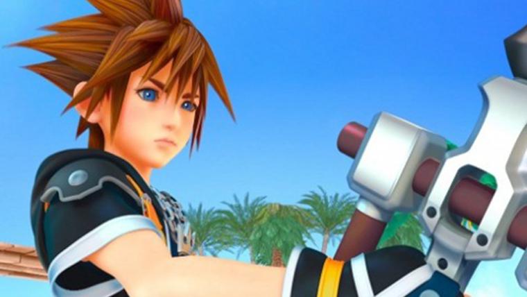 Kingdom Hearts III e remake de Final Fantasy VII devem sair nos próximos três anos