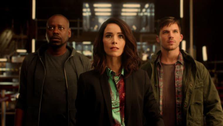 NBC cancela e descancela Timeless