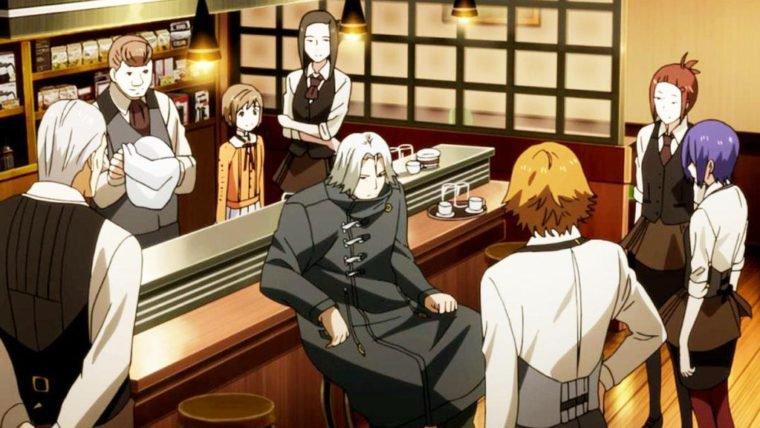 Esse café inspirado em Tokyo Ghoul vai acabar com o seu apetite