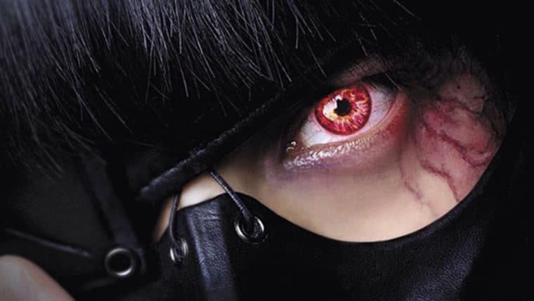 Tokyo Ghoul | Humanos não estão mais no topo da cadeia alimentar em pôster do live-action
