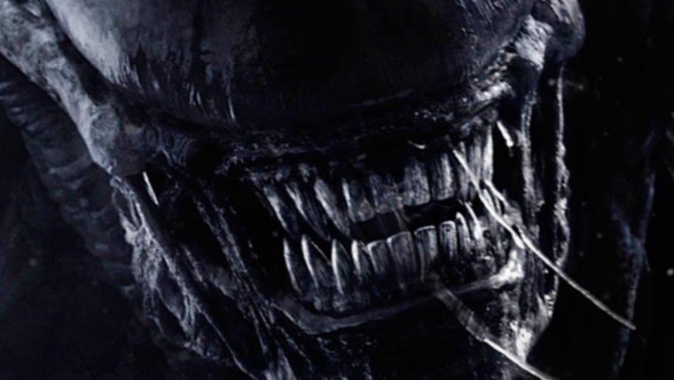 Alien: Covenant   Xenomorfo está assustador em novo pôster nacional