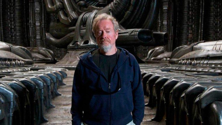 Alien: Covenant   Ridley Scott muda discurso e diz que pode fazer só mais duas sequências