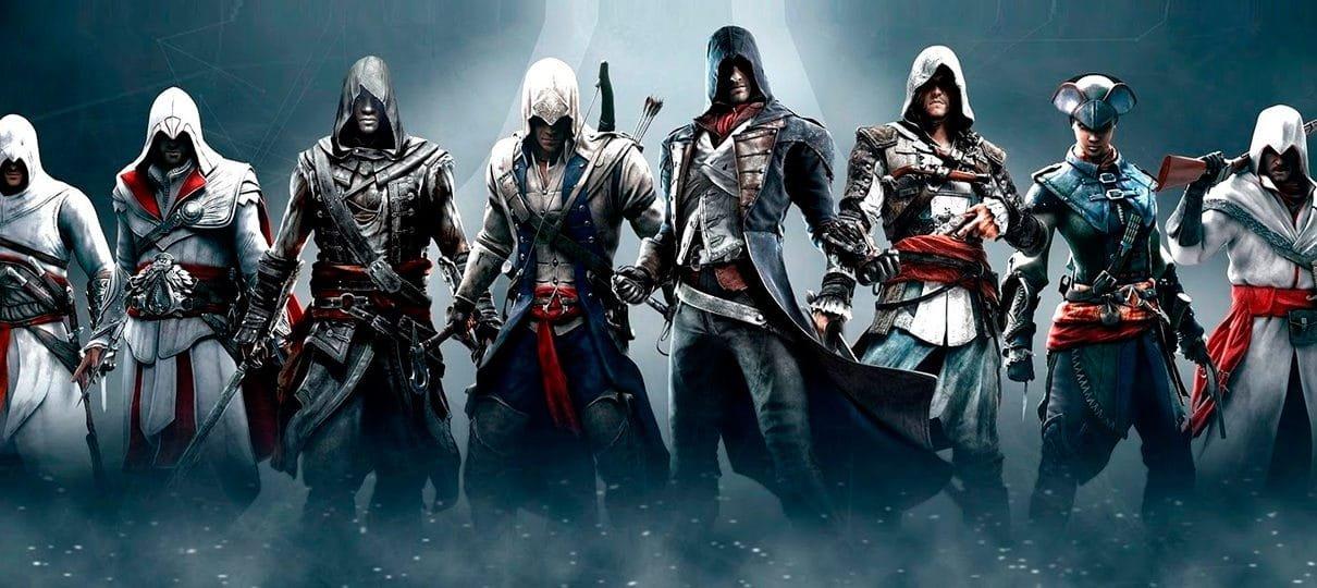 Detalhes do novo Assassin's Creed podem ter sido revelados [RUMOR]