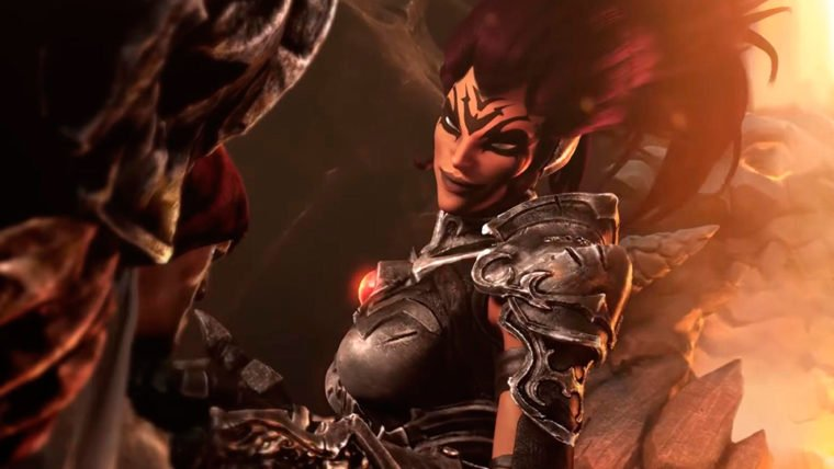 Darksiders III | A Fúria é implacável no primeiro trailer oficial