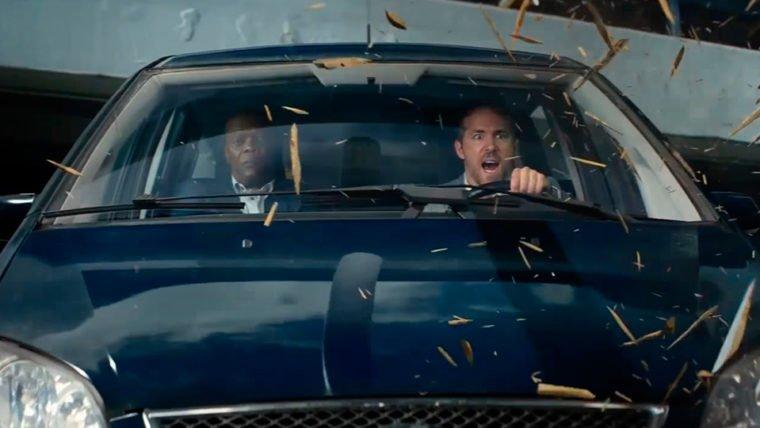 Dupla Explosiva | Ryan Reynolds precisa fazer o impossível em novo trailer