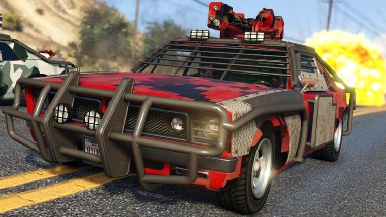 GTA V | Confira imagens e detalhes da expansão Tráfico de Armas para o modo online