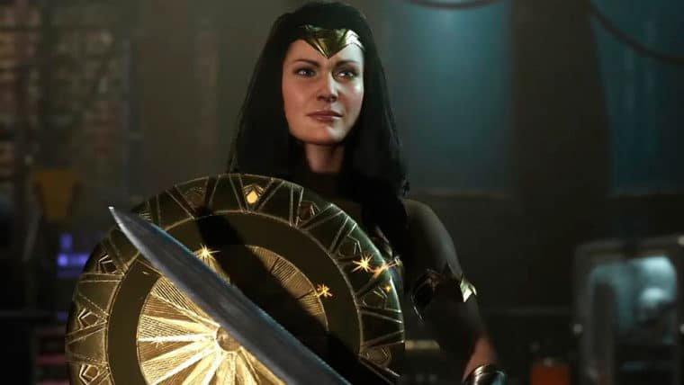 Injustice 2 | Mulher-Maravilha recebe uniformes baseados no filme