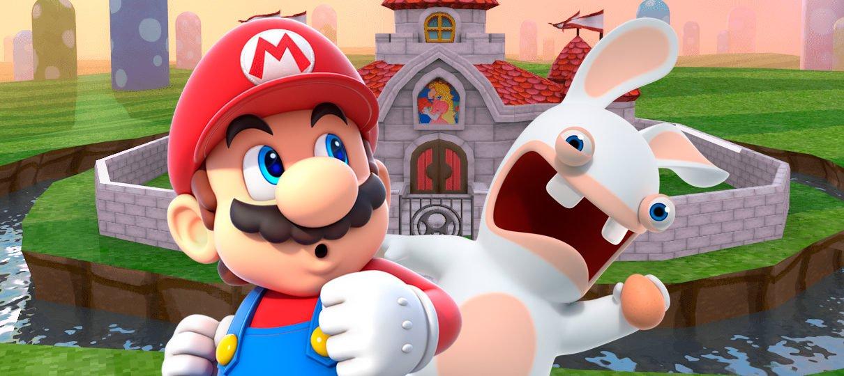 Novos detalhes do crossover de Mario e Rabbids podem ter sido revelados [RUMOR]