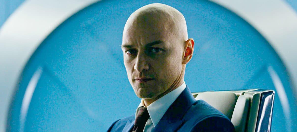 Novos Mutantes | James McAvoy não deve ser Professor X no longa