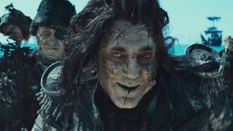 Piratas do Caribe: A Vingança de Salazar | Jack Sparrow encontra um novo inimigo em clipe