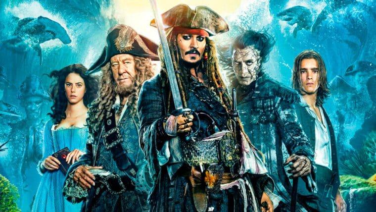 Crítica   Piratas do Caribe: A Vingança de Salazar