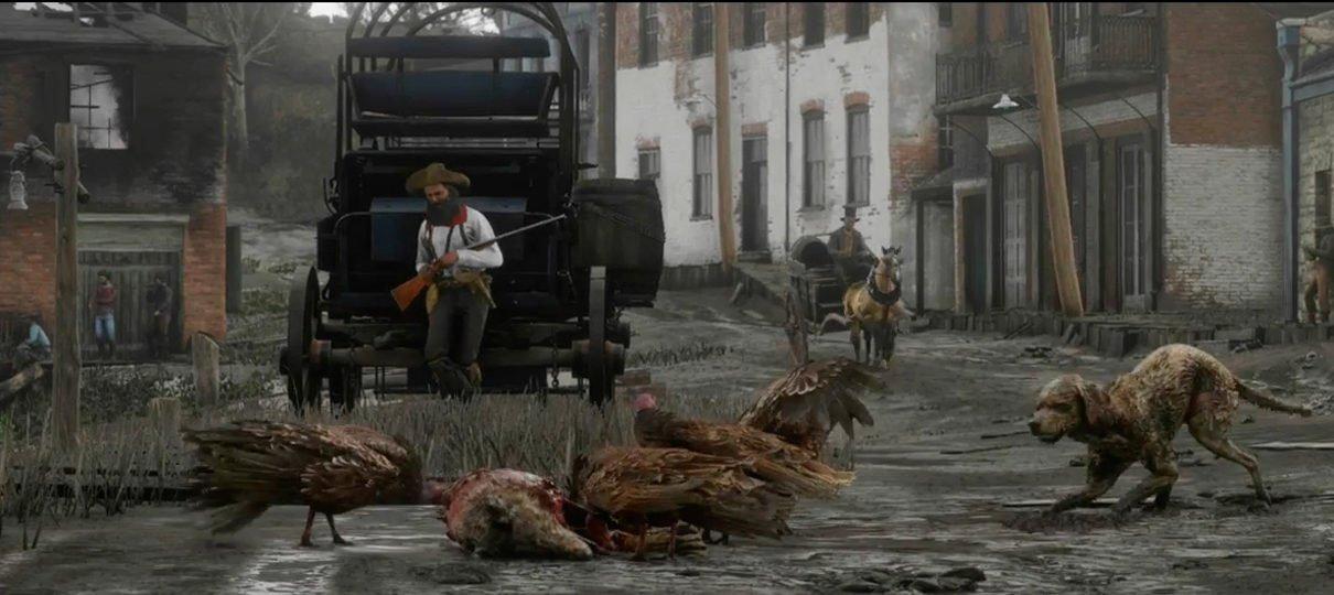 Red Dead Redemption 2 | Possível imagem do jogo surge online [RUMOR]