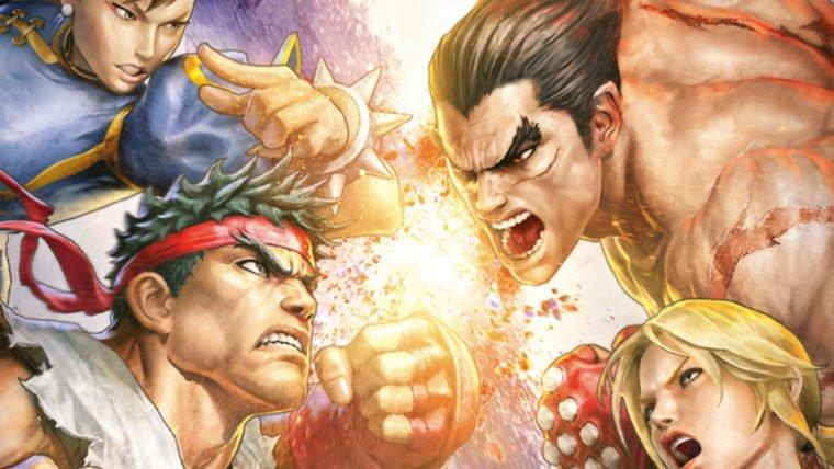 Tekken X Street Fighter | Projeto ainda existe, mas está parado por enquanto