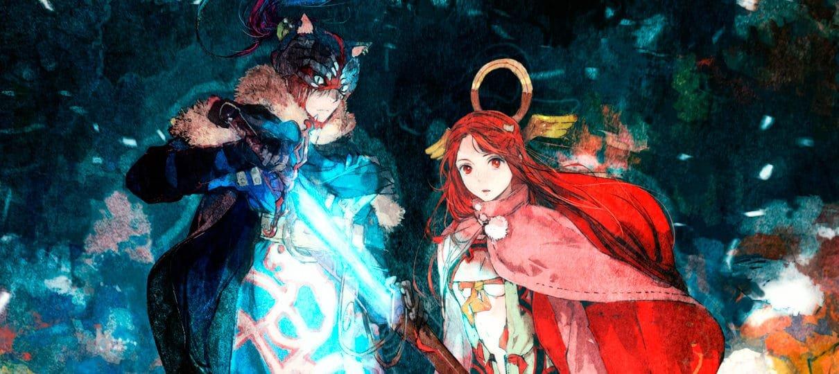 Tokyo RPG Factory, estúdio de I Am Setsuna, publica teaser de novo jogo