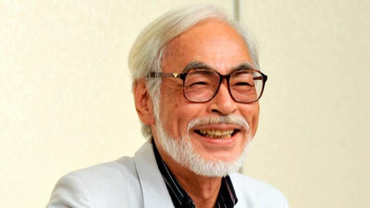 Agora você pode trabalhar na próxima animação de Hayao Miyazaki!