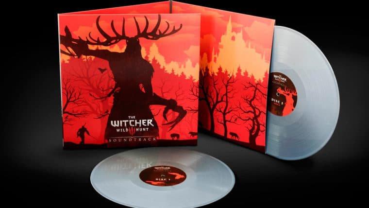 The Witcher 3: Wild Hunt ganhará trilha sonora em vinil