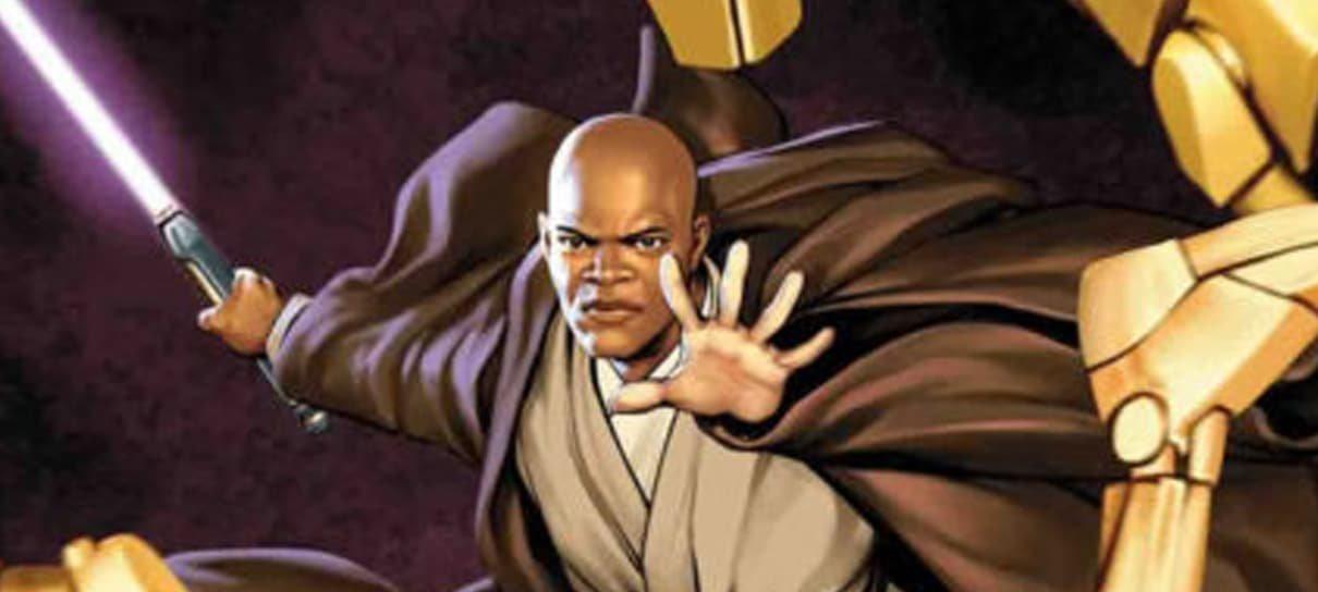Star Wars | Marvel anuncia HQ do Mace Windu