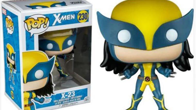 X-23 vai ganhar um Funko, mas não é a versão de Logan