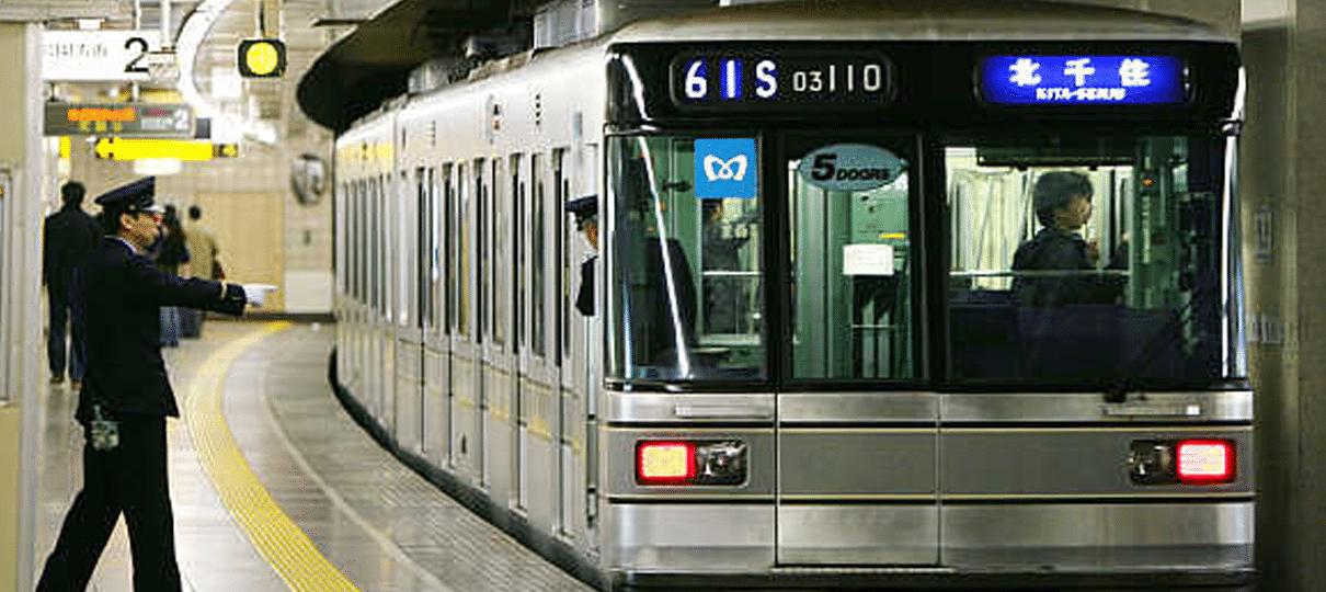 Música de Final Fantasy é o novo aviso sonoro do metrô japonês
