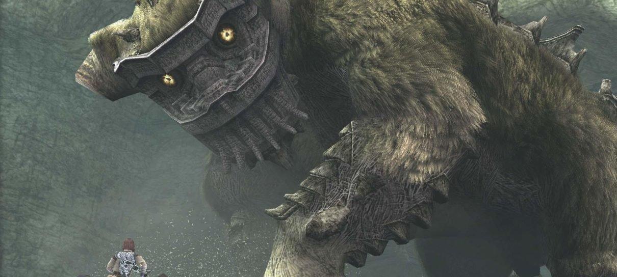 Fumito Ueda quer fazer mudanças no remake de Shadow of the Colossus