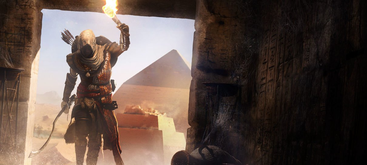 E3 2017   Conversamos com a equipe criativa de Assassin's Creed Origins