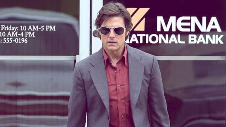 Feito na América | Tom Cruise mantém tradição de fazer cenas arriscadas sem dublê