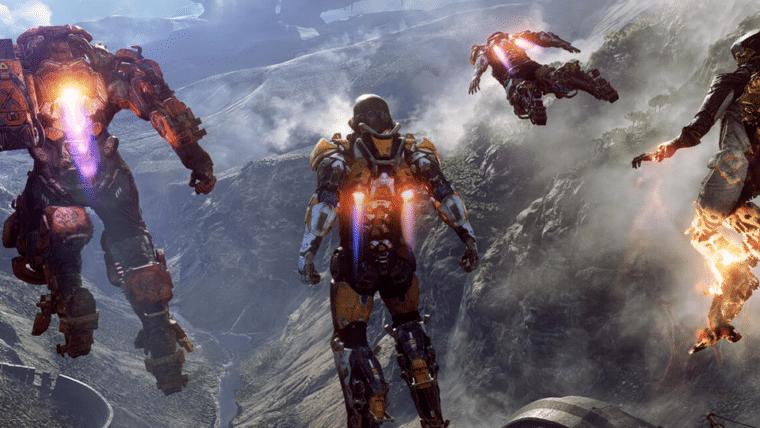 Anthem será mais parecido com Star Wars do que com Mass Effect