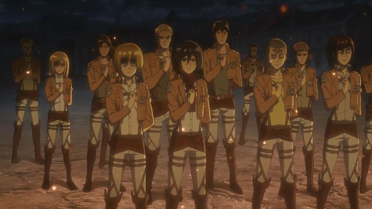 Prova de Attack on Titan testa os conhecimentos sobre o anime no Japão
