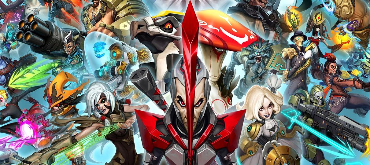 Battleborn deve enfim se tornar free-to-play