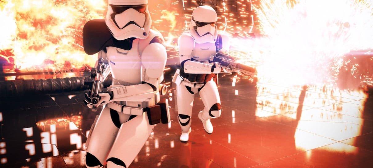 Star Wars Battlefront II | Apresentação na E3 trará 40 jogadores em uma partida