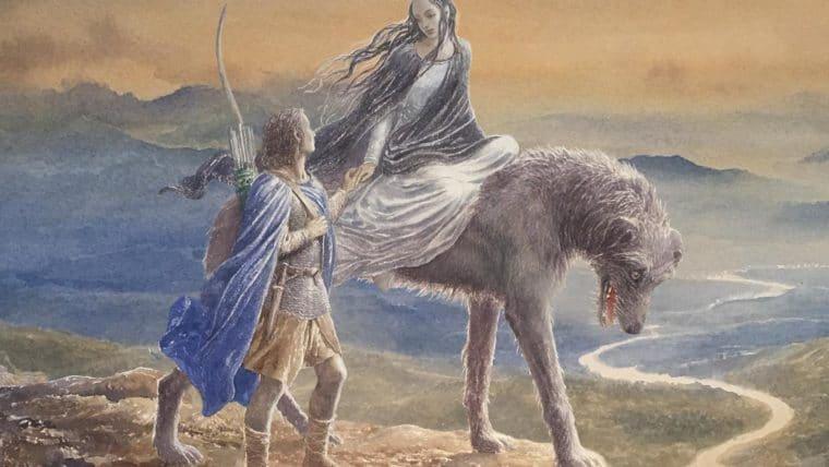 Novo livro de J.R.R. Tolkien é lançado