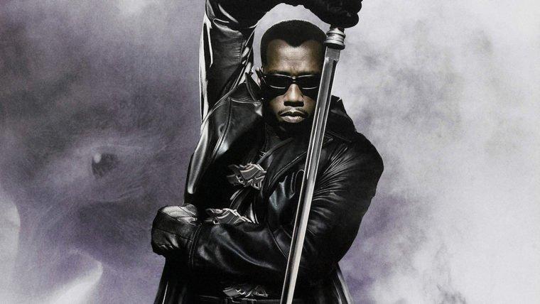 Blade pode aparecer nos filmes da Marvel um dia