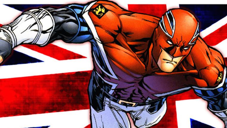 Kevin Feige está em negociações para trazer o Capitão Britânia de volta ao MCU