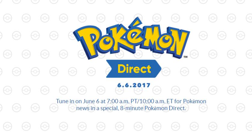 Nintendo vai realizar Direct de Pokémon amanhã (6)