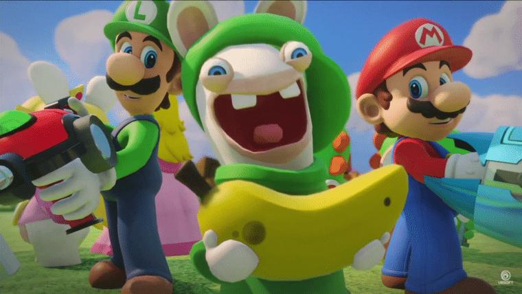 E3 2017 | Mario + Rabbids Kingdom Battle é relevado oficialmente; veja o trailer