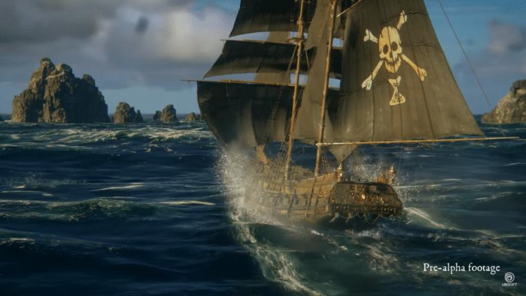 E3 2017 | Skull and Bones, o novo jogo de piratas da Ubisoft, é anunciado; veja trailer