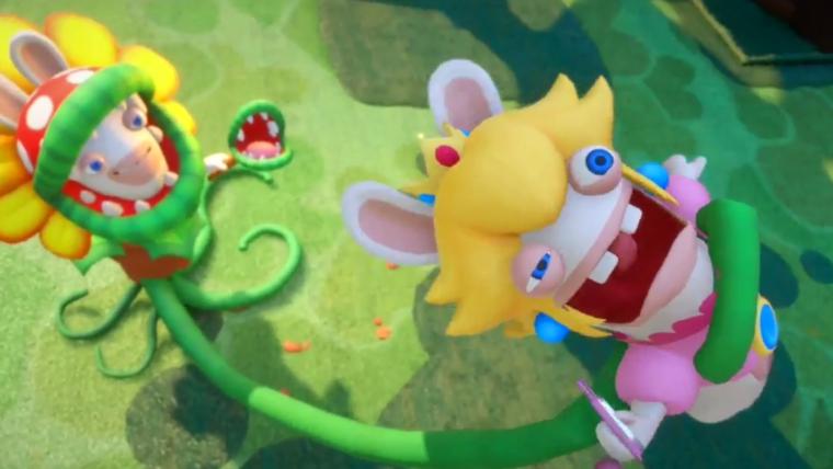 E3 2017 | Confira um novo trailer de Mario + Rabbids Kingdom Battle