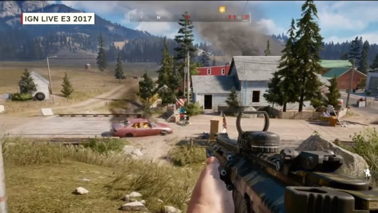 E3 2017 | Assista dez minutos de gameplay inédito de Far Cry 5