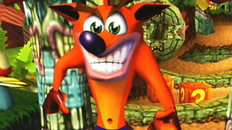 21 anos depois, equipe original de Crash Bandicoot vai se reunir para painel na E3