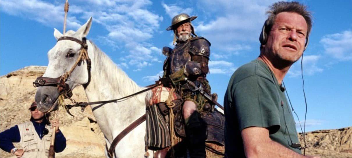 Depois de 20 anos, O Homem Que Matou Dom Quixote ganha data de lançamento nos EUA