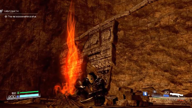 Mod traz um pouco de Doom para o mundo de Dark Souls