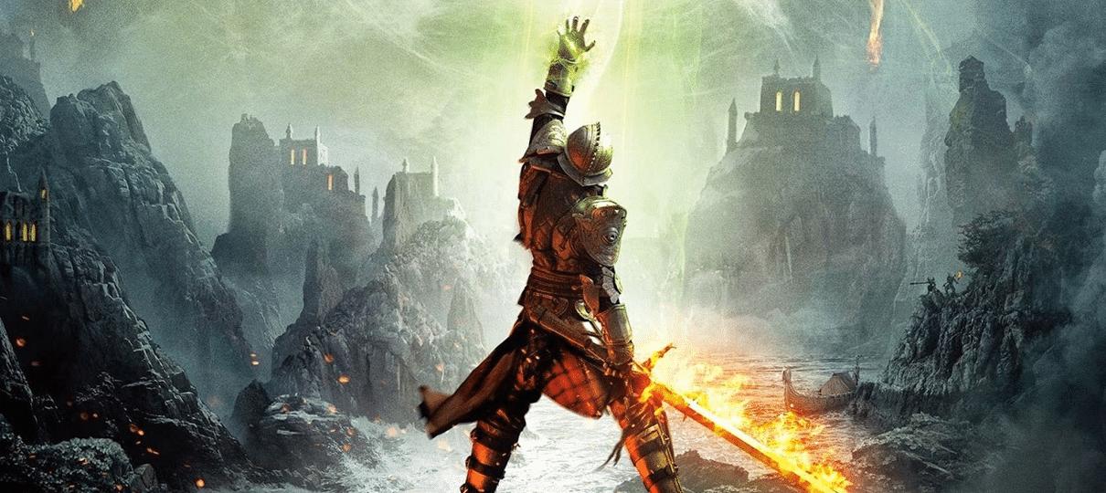 Novo Dragon Age está em desenvolvimento, confirma diretor criativo