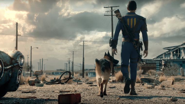 E3 2017 | Fallout 4 ganha trailer da versão VR ao som de Mr Sandman