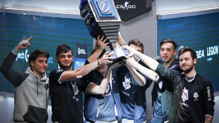 CS:GO | G2 elimina brasileiros nas semis e é campeã da ESL Pro League #5