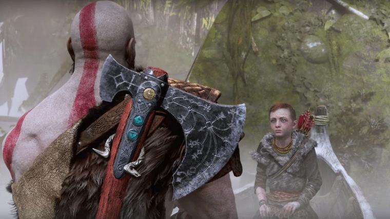 E3 2017 | Cory Barlog revela a capa do novo God of War