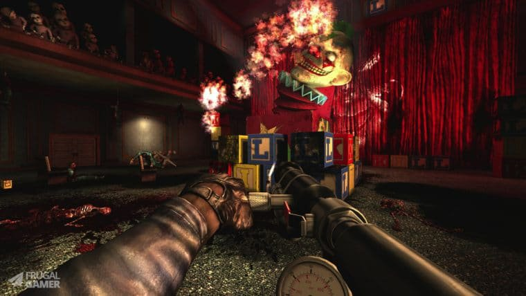 Killing Floor está de graça no site do Humble Bundle
