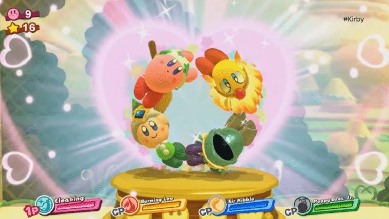 E3 2017   Confira mais detalhes dos novos jogos de Kirby e Yoshi para Switch